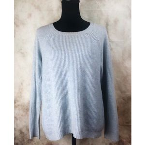 J. Crew Pullover Sweater w. Elbow Patches